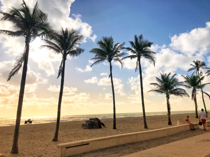 Floridian Vibes – A Weekend in HollywoodBeach