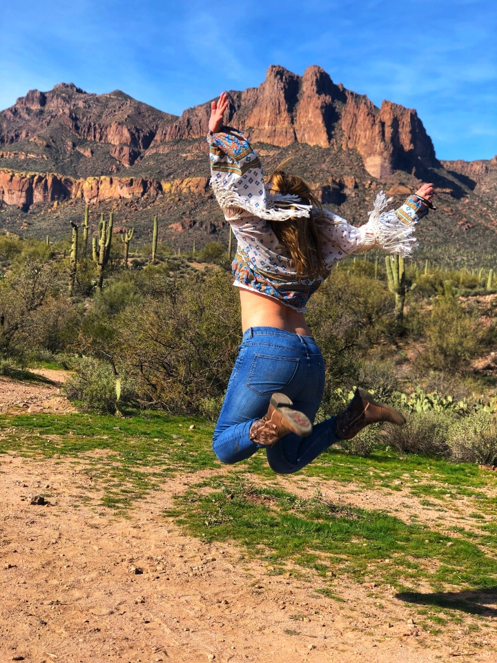 Superstition Mountains – the free way to spend the day in Phoenix