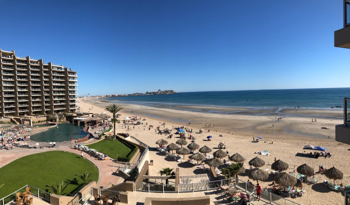 Rocky Point (Puerto Peñasco), Mexico for the Weekend
